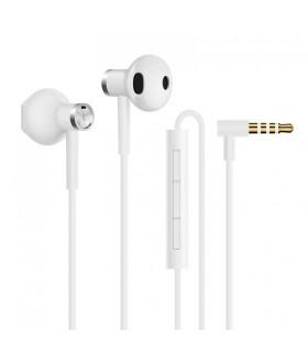 Auriculares Mi Dual Driver Earphones Xiaomi Blanco