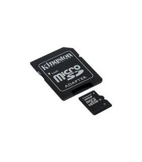 Tarjeta Kingston MicroSD 16GB Clase 10