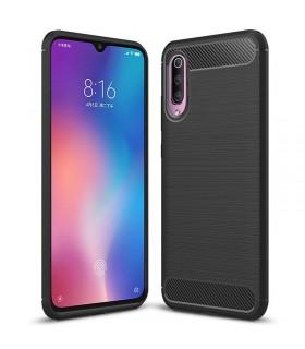 Funda silicona negra Xiaomi MI9 SE