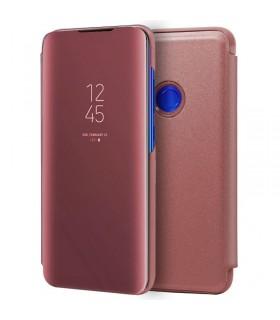 Funda TAPA Flip Clear Xiaomi Note 7 Rosa cool