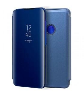 Funda TAPA Flip Clear Xiaomi Note 7 Azul cool