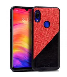 Carcasa Xiaomi Redmi Note 7 / Note 7 Pro Bicolor Rojo Cool