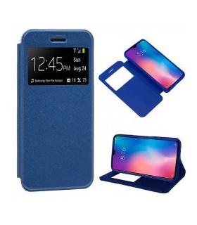Funda Tapa Xiaomi Redmi 7 Liso Azul