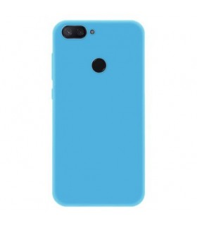 Funda Cover Slim Xiaomi Mi8 lite Azul Pastel
