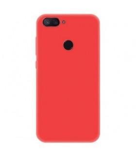Funda Cover Slim Xiaomi Mi8 lite Rojo