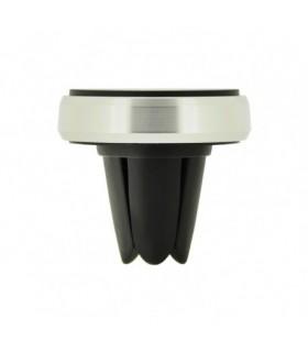 Soporte magnético para smartphone en rejilla ventilación