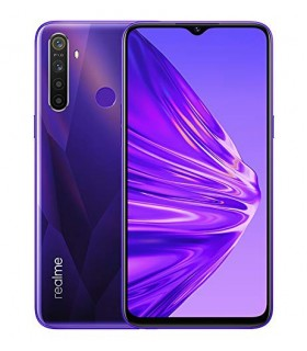 Realme 5 4GB 128GB Crystal Purple
