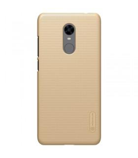 Funda frosted Xiaomi Redmi 5 Plus NILLKIN - Dorada