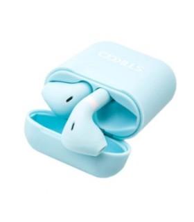 Auriculares inalambricos Premium STIKGO Azul Claro