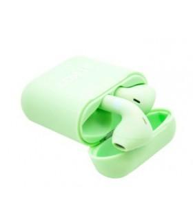 Auriculares inalambricos Premium STIKGO Verde