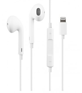 Auriculares Blancos Lightning MFI Iphone