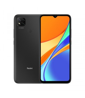Xiaomi Redmi 9C 3GB RAM 64GB ROM Midnight Gray