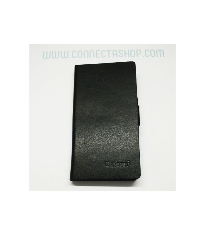 Funda tipo libro Elephone P10c negro