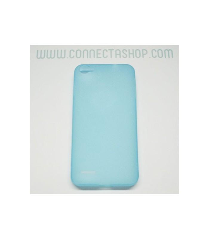 Funda silicona Jiayu G4S original azul