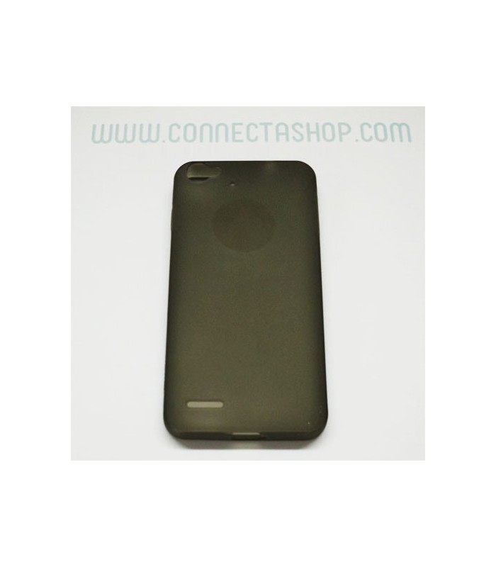 Funda silicona Jiayu G4S original marrón