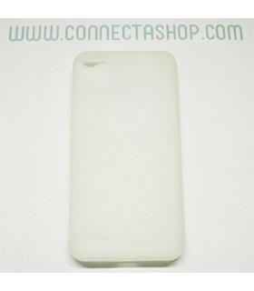 Funda silicona Jiayu G4S original translúcido