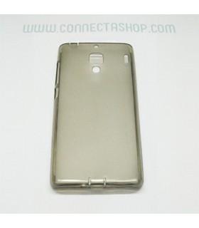 Funda Silicona Xiaomi 1s marrón
