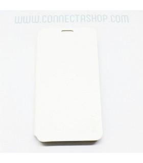 Funda con tapa Coolpad Básica Blanco
