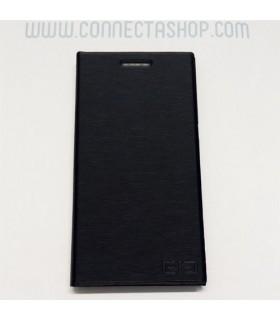 Funda tipo libro original Elephone P2000 - negra