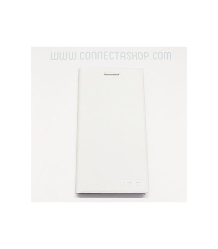Funda tipo libro original Elephone P2000 blanco