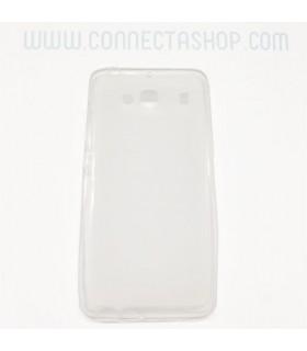 Funda Silicona Transparente Xiaomi RedMi 2 Básica