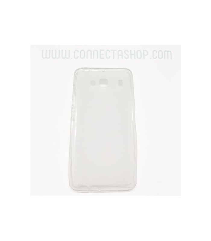 Funda trasera silicona translúcida Xiaomi RedMi 2  transparente