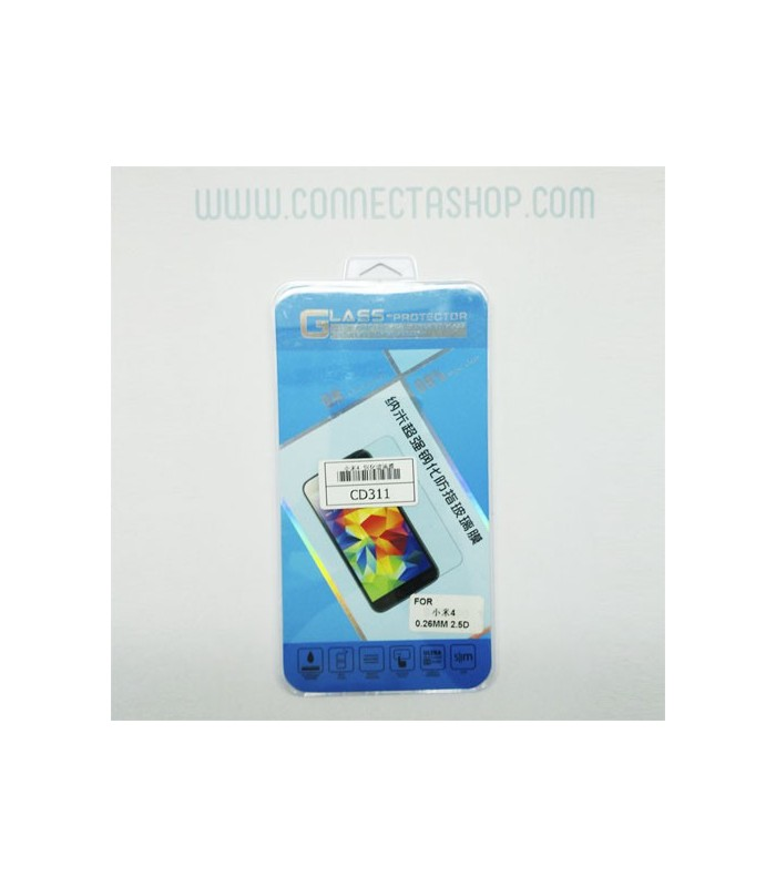 Cristal Templado Xiaomi Redmi Note