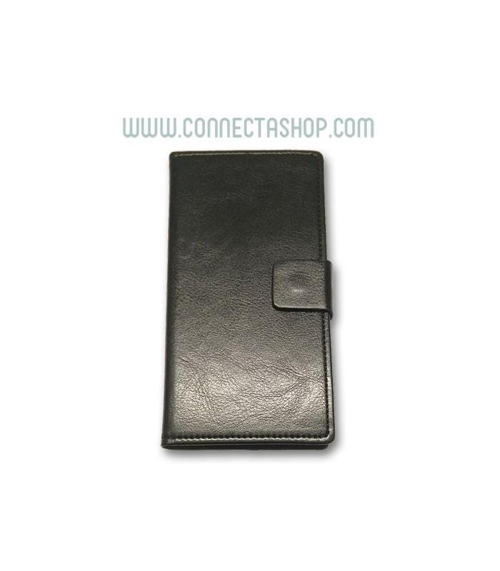Funda Tipo Libro Elephone G5 Negra